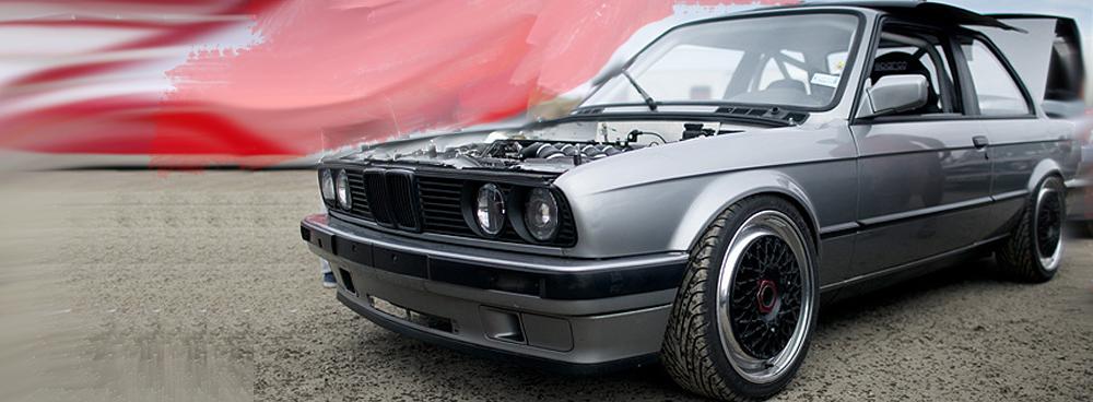 BMWe30