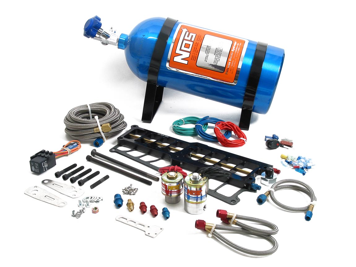a process of installing a nitrous kit into a car The price of this kit is really cheap if compared with the possible price of a new engine, but after a few hours of digging in my car, my engine started working as totally new great performance for great price.