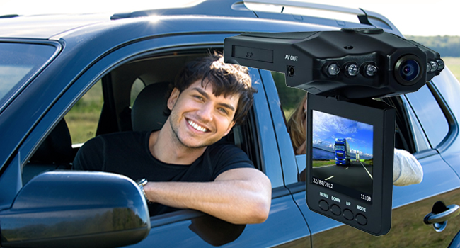 HD Smart Видеорегистратор принцип действия